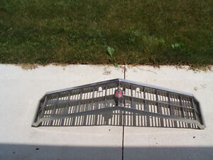 1973-75 Monte Carlo Front Grille - Good Condition