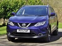 Nissan Qashqai 1.2 N-Tec Plus Dig-T 5dr PETROL MANUAL 2015/15