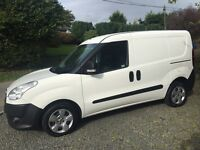 FIAT DOBLO 16V MULTIJET VAN 2014 PSV MARCH 2017