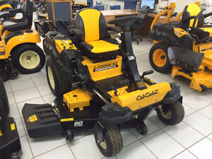 Cub Cadet Z-Force Commercial SZ60- Save $550!