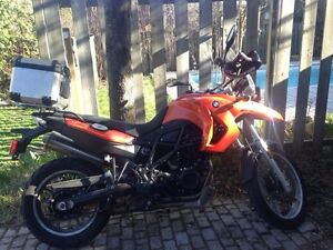 BMW F650GS 2011 immaculate