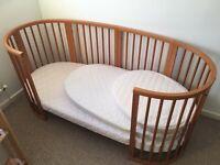 Stokke Sleepi Bassinet Crib Cot