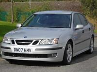 SAAB 9-3 1.9TiD ( 150bhp ) AUTOMATIC 2007 VECTOR SPORT,2 OWNERS,FULL SERVICE