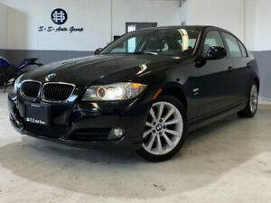 2011 BMW 328I X DRIVE 6 SPEED|NAV|BACK UP|ACCIDENT FREE|AWD|