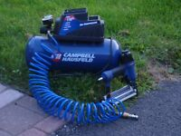 CAMPBELL AIR COMPRESSOR