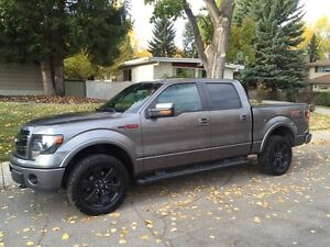 2013 Ford F-150 FX4 Fully loaded
