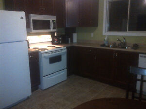 Fully furnished rooms downtown Stewiacke $120.00 week