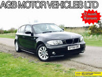 *** 2007MY AUTOMATIC BMW 120 2.0 AUTO 2.0i SE MODEL PETROL LOW MILES ***