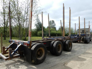 REDUCED 1995 Alco 48' Tridem Hayrack Trailer