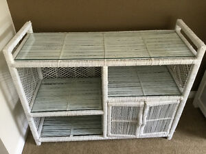 Wicker Multi Shelving - REDUCED