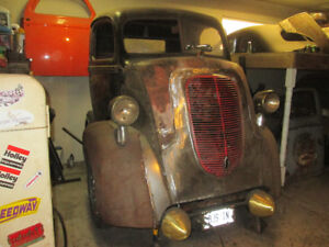 1938 CABOVER CUSTOM & 53 CHEVY PICKUP CAB see other adds