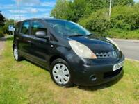 2007 Nissan Note 1.5 dCi S 5dr DRIVES PERFECT VERY TIDY MPV Diesel Manual