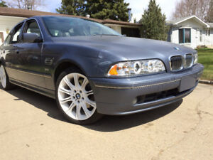 BMW 540 e39 - great shape *** Awesome summer ride*