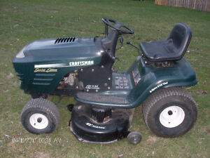 I'm wanting to BUY a DEAD Riding Lawnmower, ??  ..ANY TRACTOR,,,