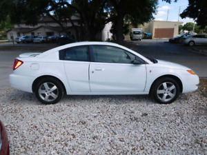 2007 saturn ion coupe w/ suicide doors sunroof onstar