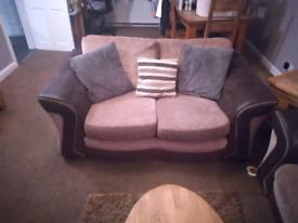 4 seater & 2 seater Sofa