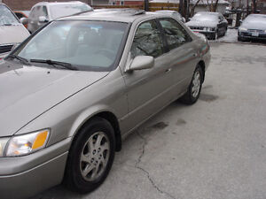 1999 Toyota Camry XLE Sedan,NEW TIMING BELT AND WATER PUMP WE GO