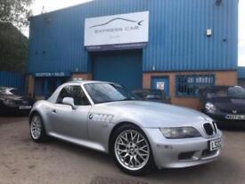 2002 BMW Z3 1.9 Sport Convertible 2dr Petrol Manual (189 g/km, 118 bhp)