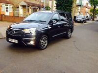 SSANGYONG RODIUS TURISMO 2016 4x4 7 SEATER PCO CAN BE DONE MERCEDES FORD VAUXHALL