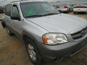 2001 mazda tribute for parts  $10 and up  call 204 782-8379