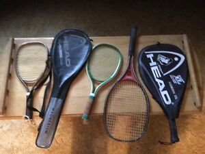 ######  VARIOUS SPORT RACKETS FOR SALE  #######