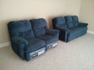 SOFA AND LOVE SEAT RECLINERS