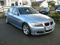 2010/60 BMW 320d EfficientDynamics 4dr Saloon SATNAV~TELEPHONE~FDSH~£20 TAX