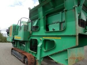 McCloskey C40 Jaw Rock Crusher
