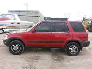 2000 Honda CRV AWD elderly owner great shape