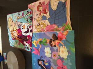 Kids blankets - $20 for all