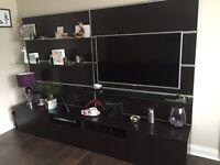 IKEA TV storage and display init