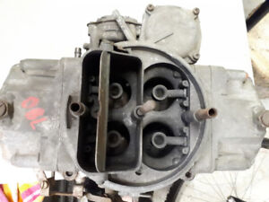 Original Chevrolet Chevelle GM high Performance Holley Carb