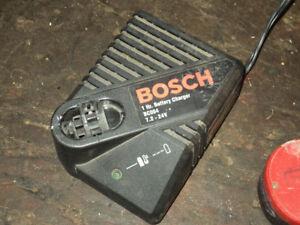chargeur de batterie bosch