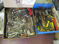 Hand tool & tool box for Sale , Store closing