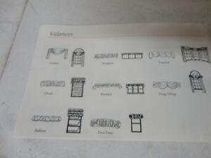 Design A Drape (As seen on TV) Drape Design Kit Book & Ring set Kitchener / Waterloo Kitchener Area image 4