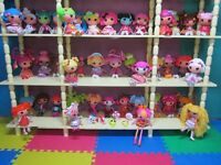Large Size Lalaloopsy Doll's Collection