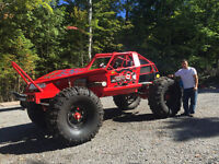 Monster truck/ Rock Crawler