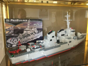 Battle Ship Mega Blocks