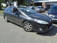 2005 55 PEUGEOT 407 2.0 SW S HDI 5D 135 BHP DIESEL