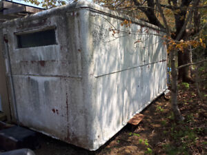 mobile insulated unit