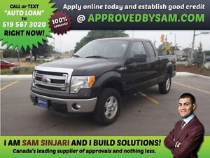 F150 4X4 - APPLY WHEN READY TO BUY @ APPROVEDBYSAM.COM
