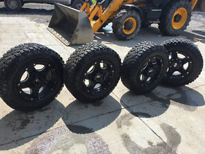 4....18 inch good year tires