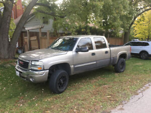 2003 GMC Sierra 1500 HD