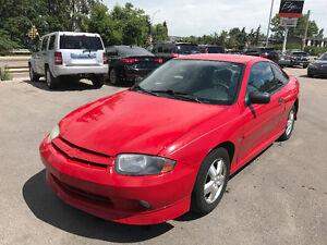 2003 Chevrolet Cavalier Z-Type **LOW km, NO Accidents, w/ WARR**