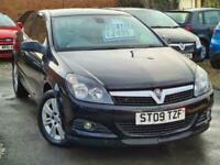 2009 Vauxhall Astra Design 16v E4 1.8 Auto Hatchback Petrol Automatic