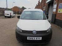 Volkswagen Caddy 1.6TDI ( 102PS ) C20 2013 / 63 Reg NO VAT