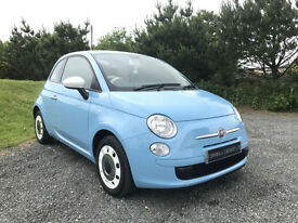 2014 Fiat 500 Colour Therapy, Very Low Mileage