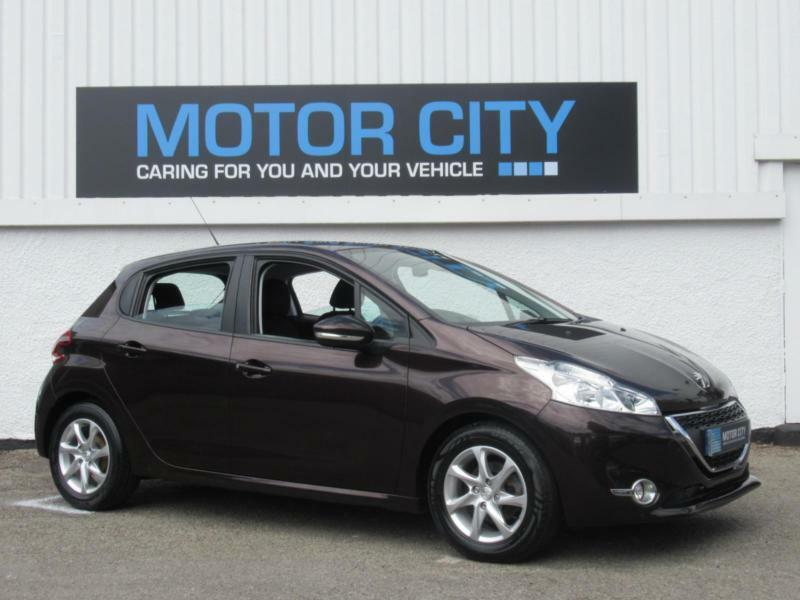 2013 PEUGEOT 208 ACTIVE HATCHBACK PETROL | in Plymouth, Devon | Gumtree