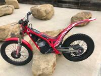 2019 Gas Gas TXT 125cc, 250cc, 280cc, 300cc Trials Bike