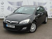 2012 VAUXHALL ASTRA 1.7 EXCLUSIV CDTI ECO FLEX DIESEL FULL SERVICE HISTORY LOW M